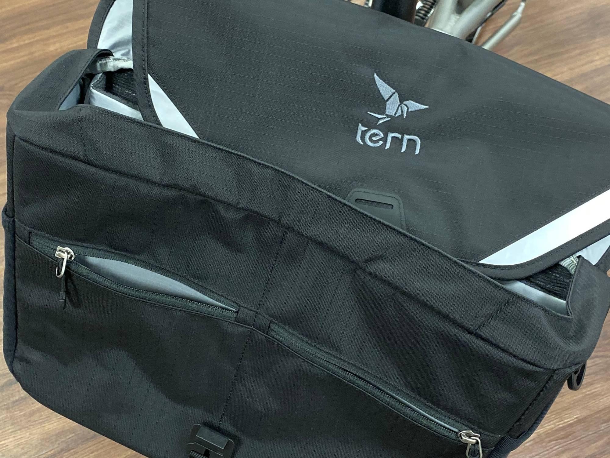 138 2020 Klickfix 99 To Go für für Tern Fronttasche Bag 02