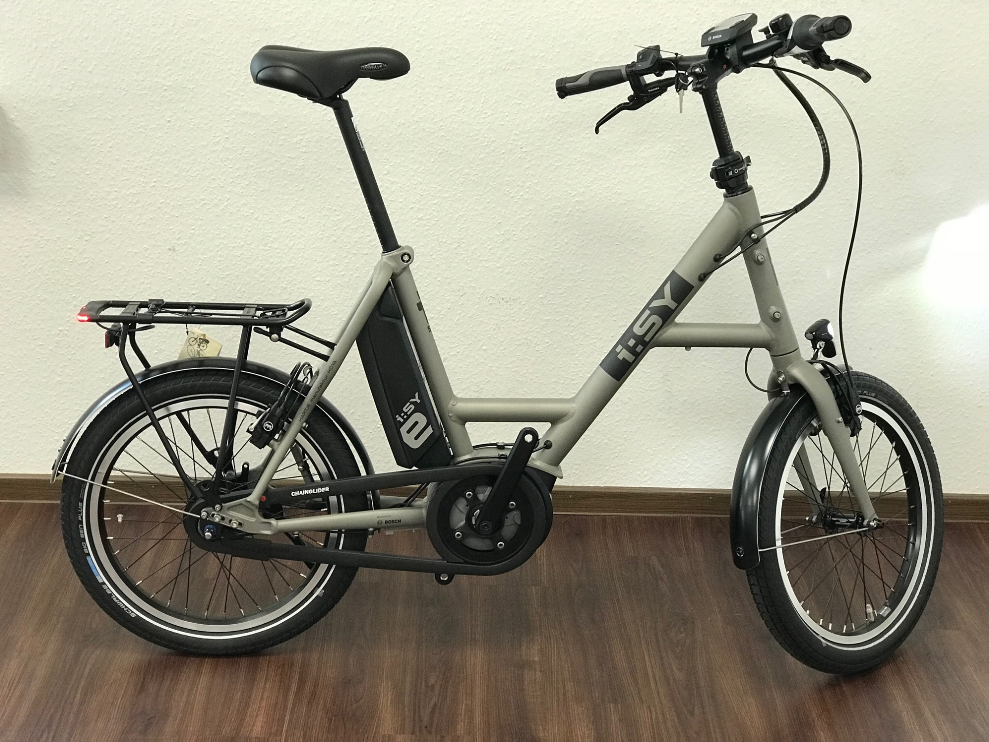 isy e bike drive s8 platin silber. Black Bedroom Furniture Sets. Home Design Ideas