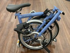 Brompton H6L Cloud Blue 2021