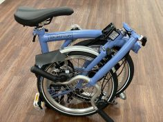 Brompton M6L Cloud Blue 2021