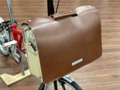 Brooks Moorgate Briefcase Brompton Frontasche